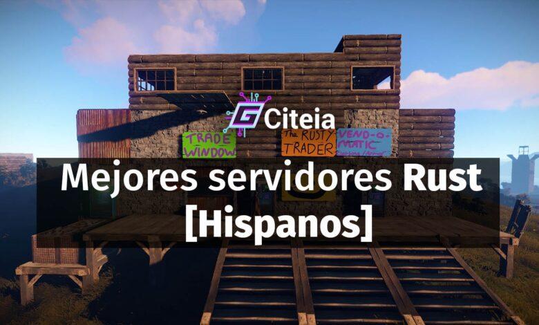 Mejores servidores Rust [Hispanos] portada de artículo