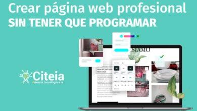 cómo crear una página web profesional sin tener que programar portada de artículo