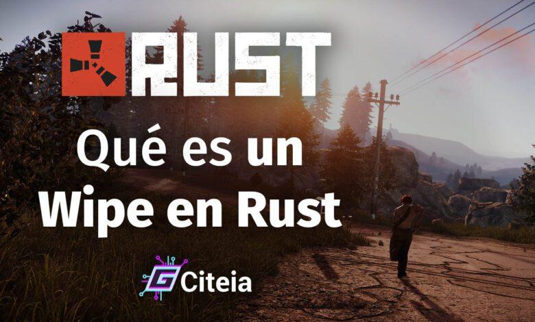 ¿Qué es un Wipe en Rust? portada de artículo