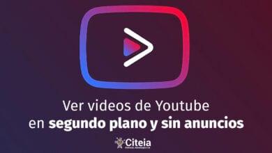 Ver vídeos de Youtube en segundo plano y sin anuncios portada de artículo
