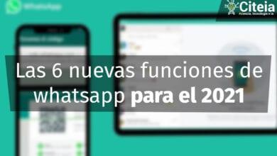 Las 6 nuevas funciones de WhatsApp que estarán en 2021 portada de artículo