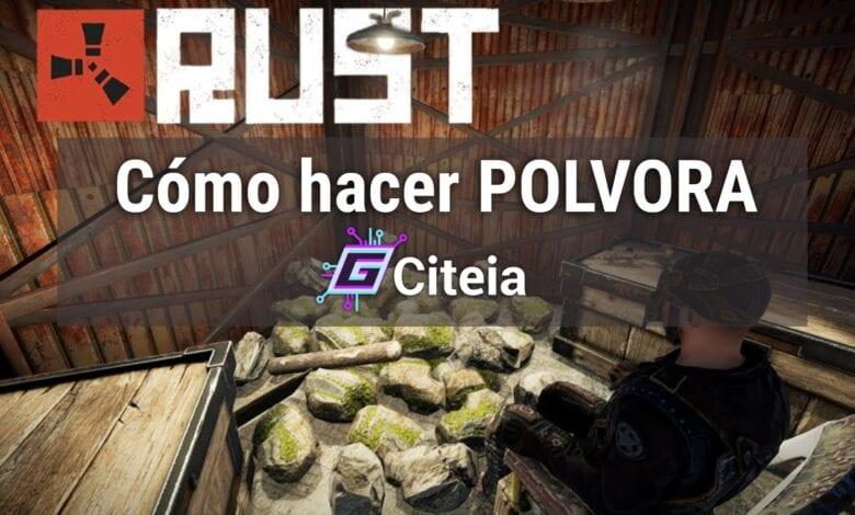 Cómo hacer pólvora en Rust portada de artículo