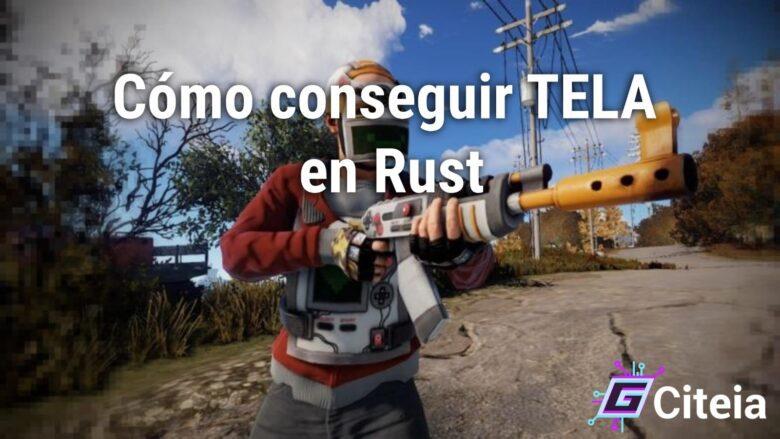 Cómo conseguir tela en Rust portada de artículo