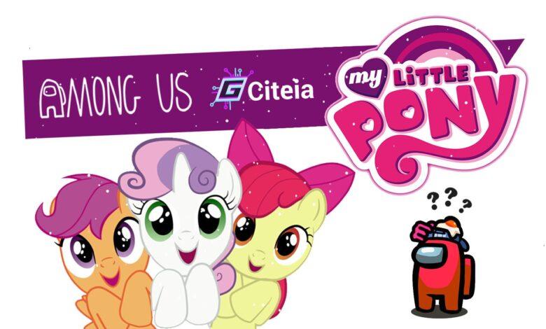 Among Us My Little pony mod portada de artículo