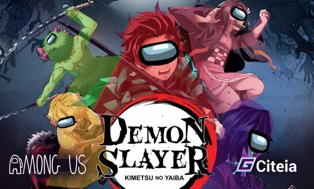 Mod Demon Slayer Para Among us