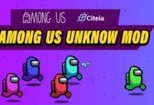 Mod Unknow para Among Us portada de artículo