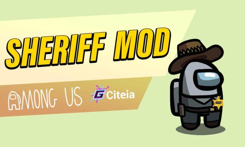 mod sheriff para among us portada de artículo