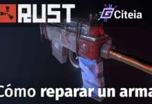 ¿Cómo reparar un arma en Rust y hacer mesa de reparaciones? portada de artículo