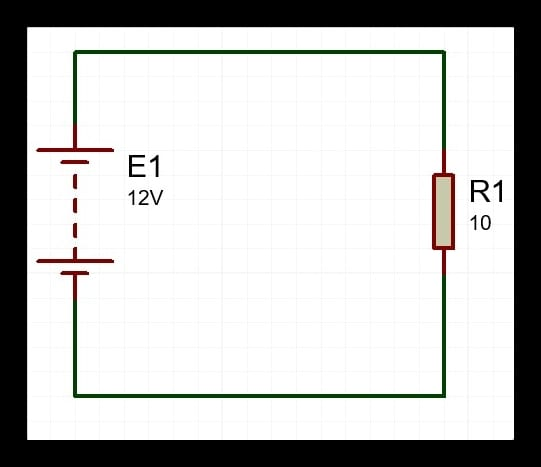 Circuito eléctrico Básico