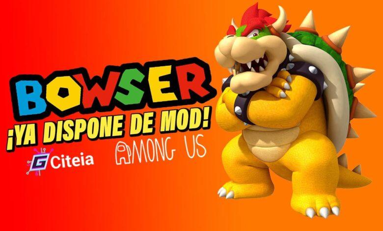 Mod Bowser Among Us portada de articulo