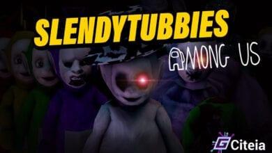 Mod Slendytubbies Among Us portada de artículo