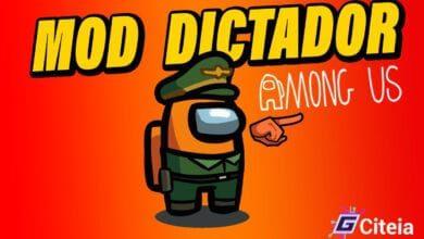 Mod Dictador para Among Us portada de artículo