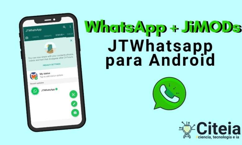 WhatsApp+ JiMODs (JTWhatsApp) para dispositivos Android portada de artículo