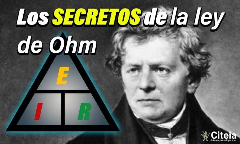 La Ley de Ohm y sus secretos portada de artículo