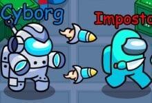 Mod de Cyborg para Among Us portada de artículo