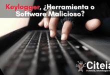 Keylogger ¿Qué es?, herramienta o Software malicioso portada de artículo