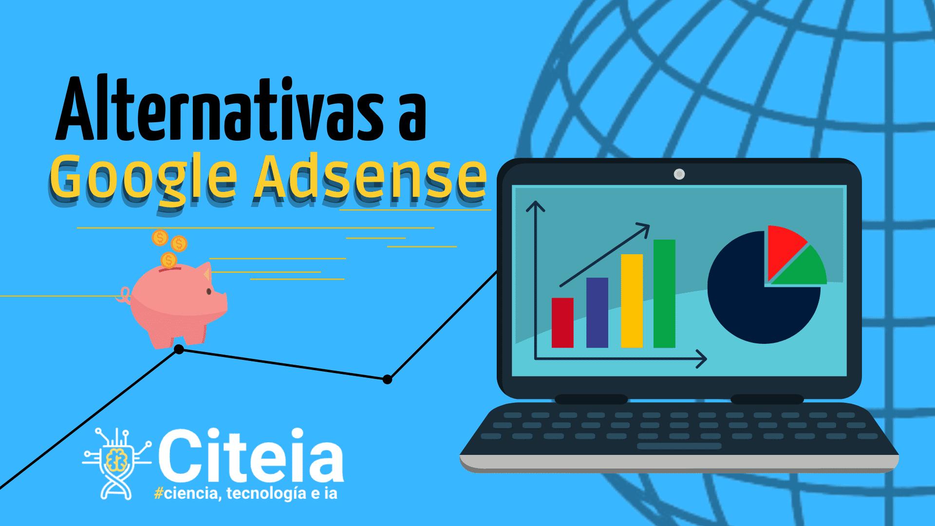 Mejores alternativas a Google AdSense (Google Ads) portada de artículo