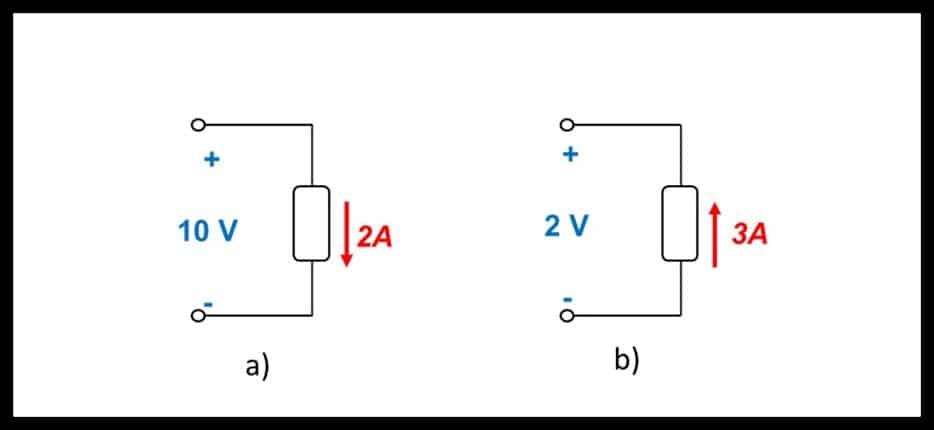 potencia eléctrica Ley de Watt