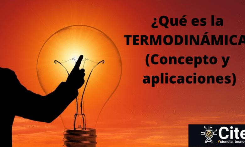 Termodinámica fácil portada de artículo