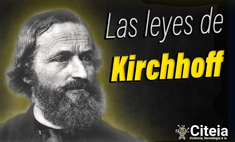 las leyes de Kirchhoff portada de artículo