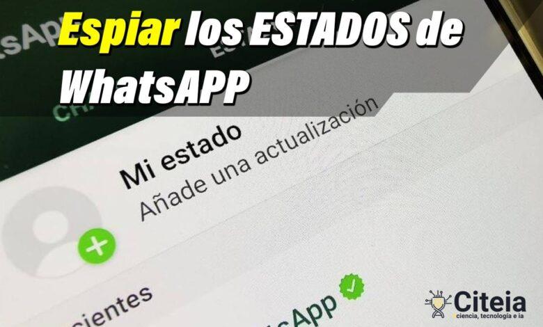 Cómo espiar estados de whatsapp sin dejar rastro portada de artículo