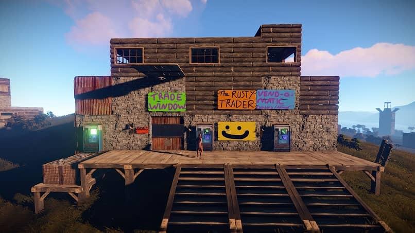 Construcciones en Rust