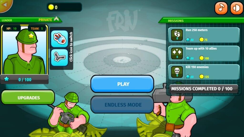 Los mejores juegos Friv de combate