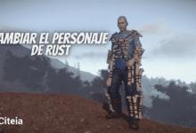 Cambiar personaje rust