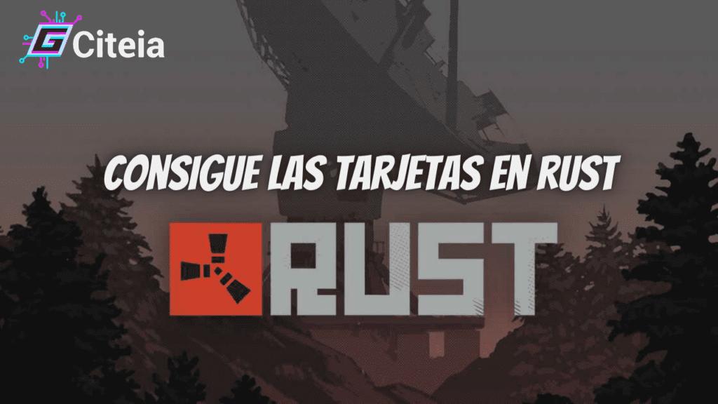 Tarjetas en Rust