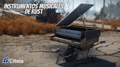 Instrumentos Musicales de Rust