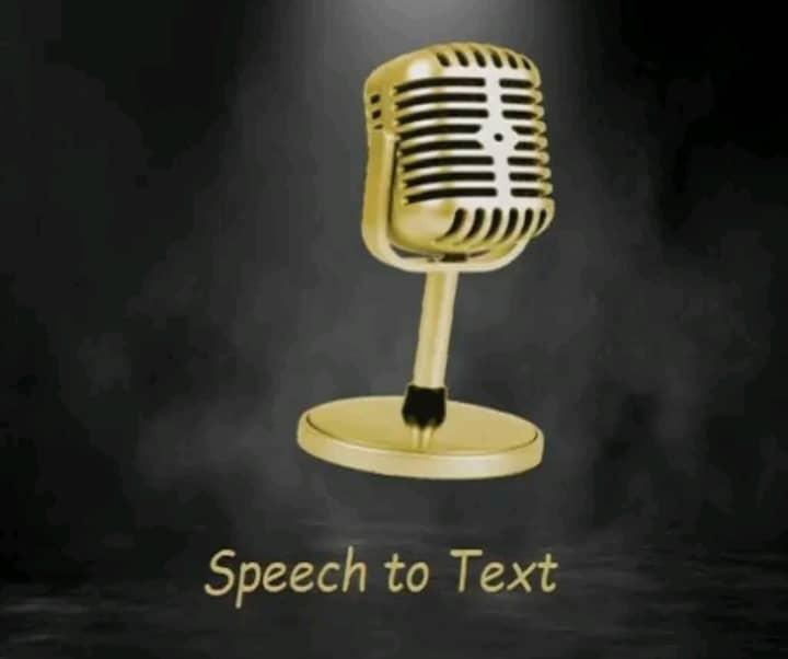 Aplicación Voice to Text dictado por voz