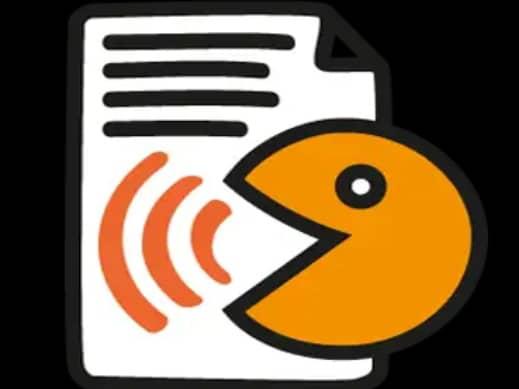 Herramienta Voice Notebook para convertir notas de voz a texto.