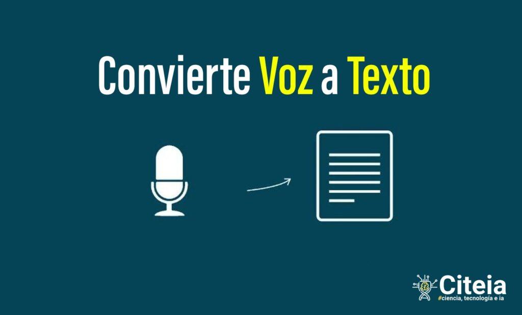 Crear contenido web dictado por Voz a Texto [Para Android] portada de artículo