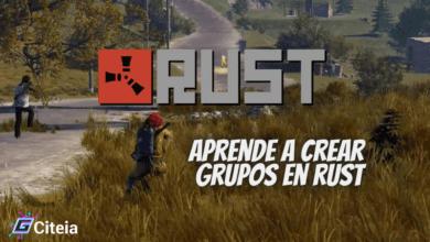 Como crear grupos en Rust