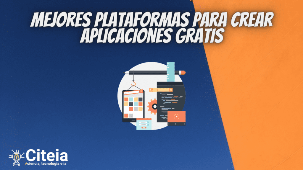Mejores plataformas para crear aplicaciones gratis
