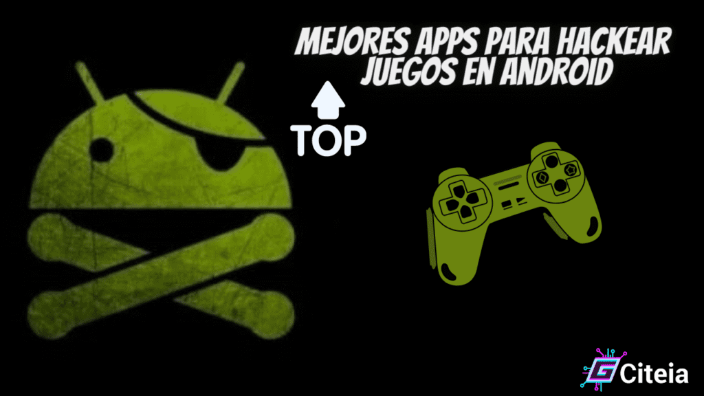 Mejores apps para hackear juegos en Android