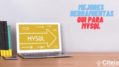 Mejores herramientas de GUI de MySQL