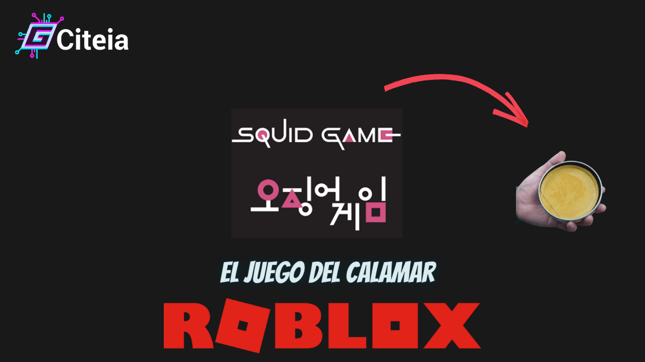 Jugar el juego del calamar en Roblox