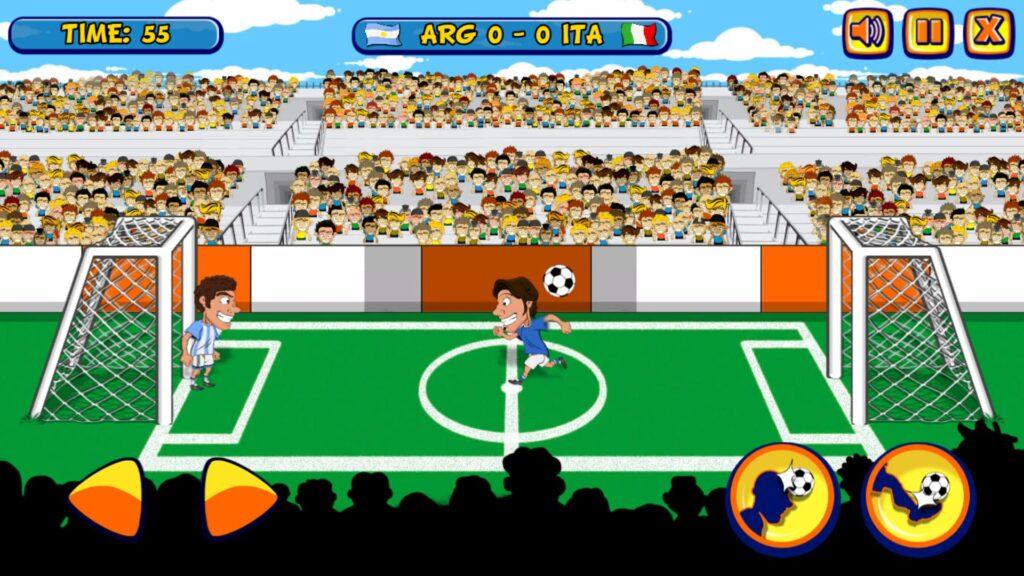 juegos friv de fútbol